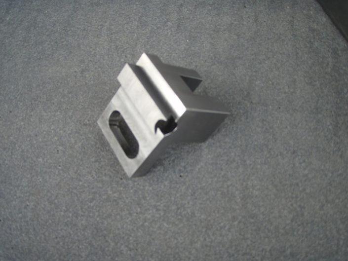 CNC Frästeil 5-Achsbearbeitung
