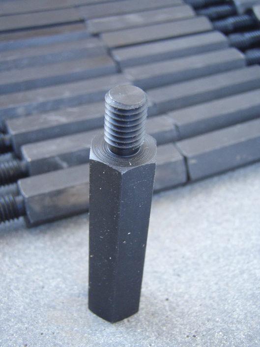 Distanzbolzen aus Stahl CNC Bearbeitet