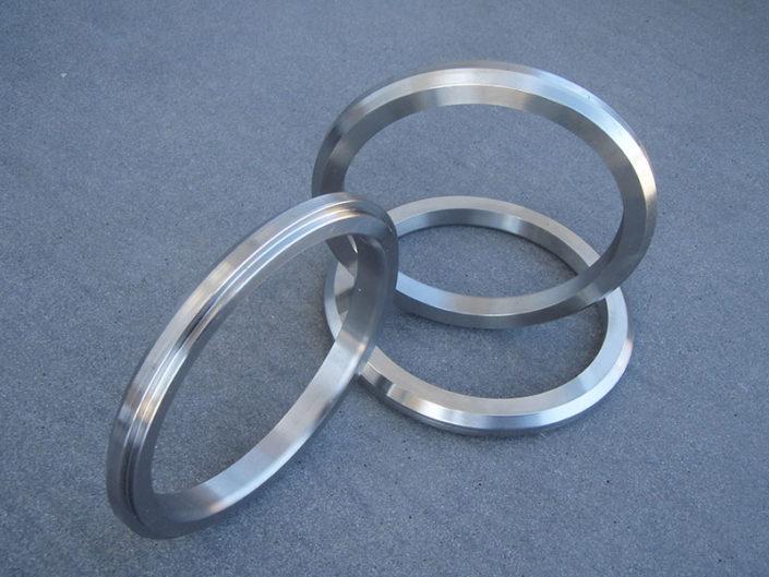 Edelstahl Ringe für LED Lampen