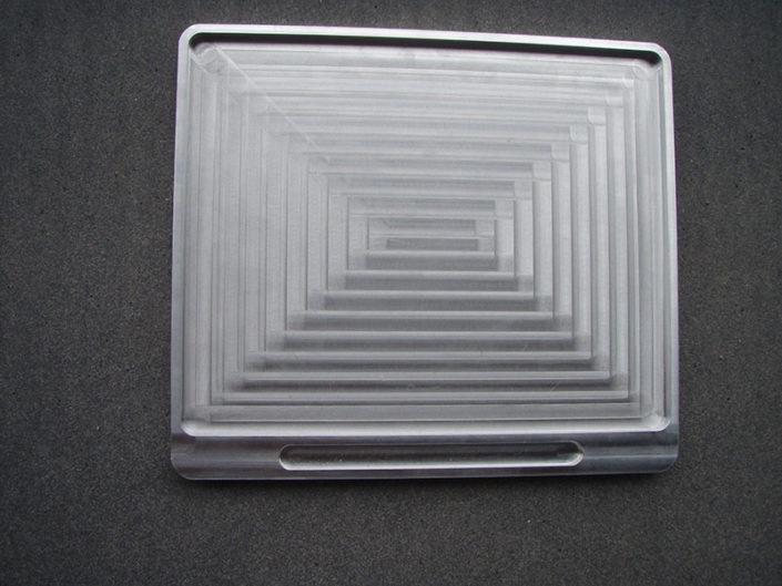Aluminium Frästeil