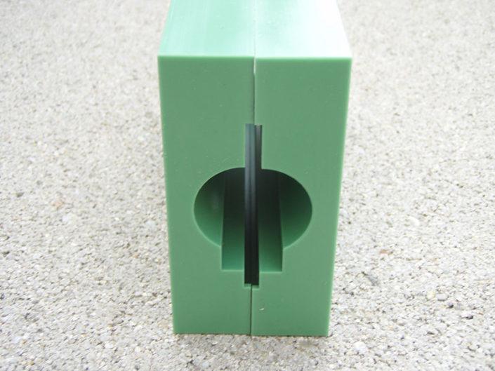 Kunststoff CNC Frästeil