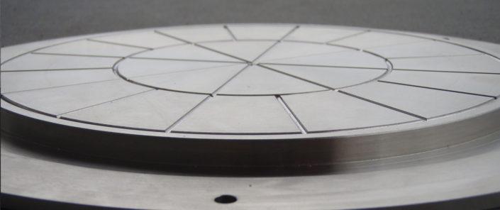 CNC Präzissionsteil geschliffen