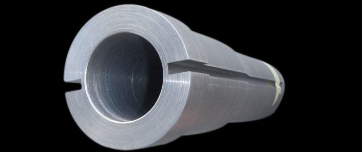 Prägematritze aus Werkzeugstahl CNC bearbeitet